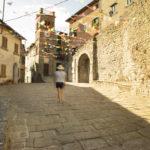 Dieci castella, Tuscany