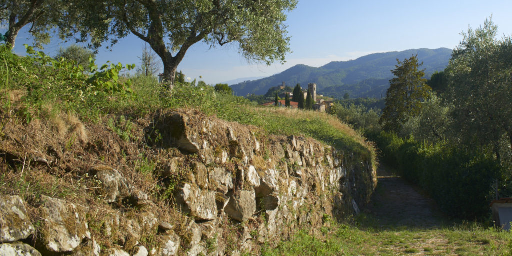 Walking trail Tuscany