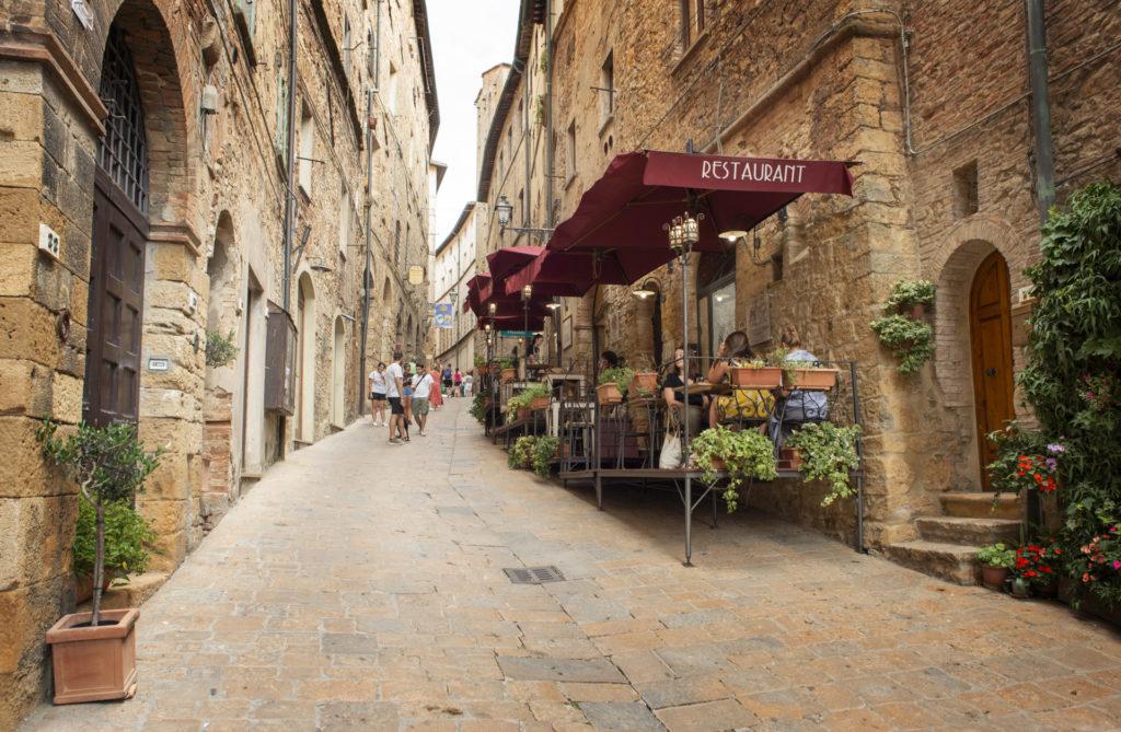 Italian restaurant