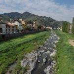 Pescia river
